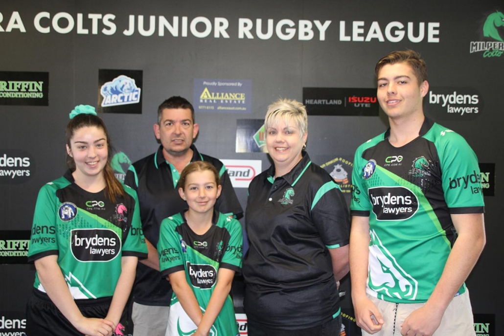 Milperra Colts Junior Rugby League